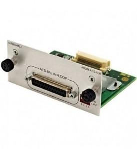 Marshall ARDM-AES-XLR - 4 Balanced (XLR) AES/EBU Inputs