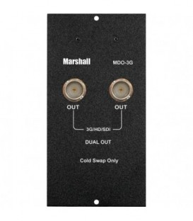 Marshall MDO-3G - Dual Output 3GSDI module