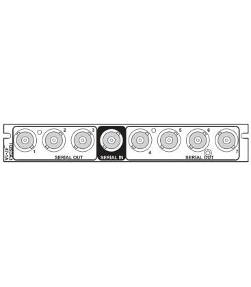 Snell IQSDA3247-1B3 - 3G/HD/SD-SDI Reclocking Distribution Amplifier