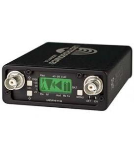 Lectrosonics UCR411A - RCVR, UHF DIG HYBRID, 256 FREQ, TRACKING FILTERS