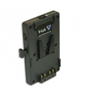 Hawkwoods VL-CF7 - V-Lok Monitor Fitting TV Logic (LVM074) & Power-Con