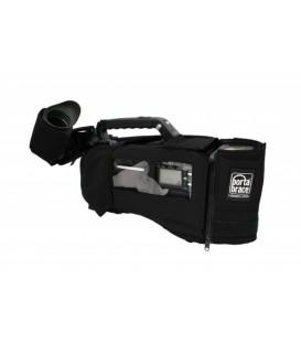 Portabrace CBA-HPX3100B - Camera Body Armor, Black