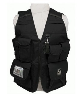 Portabrace VV-XXLBL - Video Vest