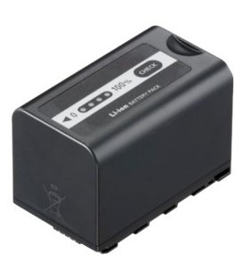 Panasonic VW-VBD58E-K - Rechargeable lithium-ion battery