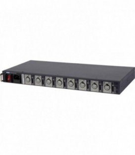 Datavideo 2205-1060 - PD-6 - Universal AC to DC power distribution center