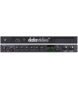 Datavideo 2205-1105 - 1U Audio delay box and Audio mixer