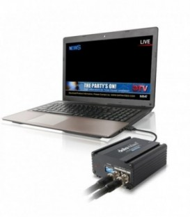 Datavideo 2400-1030 - TC-200 + CG-200 - HD/SD Character Generator Kit