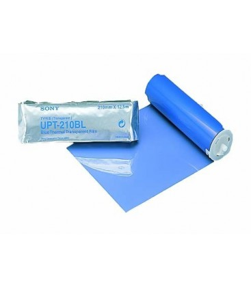 Sony UPT-210BL - A4 Width Blue Thermal Transparent Film for UP-990AD and UP-980CE