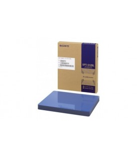 Sony UPT-512BL - 10 x 12 inch Blue Thermal Film for UP-DFxxx Printers