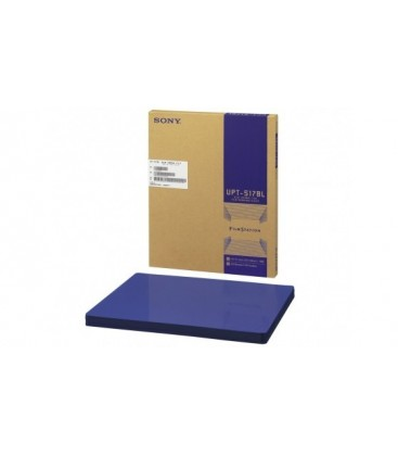 Sony UPT-517BL - 14 x 17 inch Blue Thermal Film for UP-DFxxx Printers