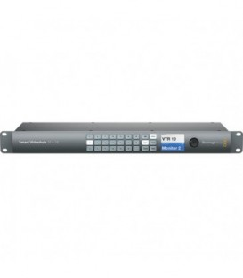 Blackmagic BM-VHUBSMART6G2020 - Smart Videohub 20x20