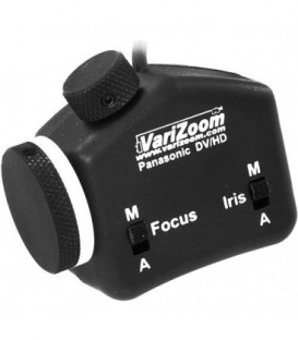 "Varizoom VZ-PFI - Miniature Focus/Iris Control for Panasonic Cameras w/ 3.5mm ""Focus/Iris"" Jack"