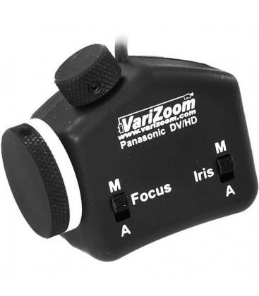 Varizoom VZ-PFI - Miniature Focus/Iris Control for Panasonic Cameras