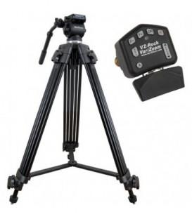 Varizoom VZTK75A-ROCK - VZ-TK75A tripod + VZ-ROCK for LANC cameras (Sony & Canon)