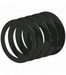 Vocas 0420-0001-01 - Rubber donut set for flexible adapter ring