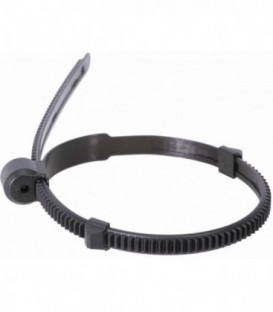 Vocas 0500-0295 - Flexible gear ring, with 2 movable stops.