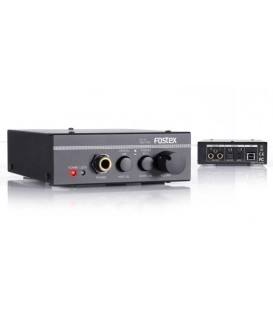 Fostex HP-A3 - 32bit D/A Converter - Headphone Amp