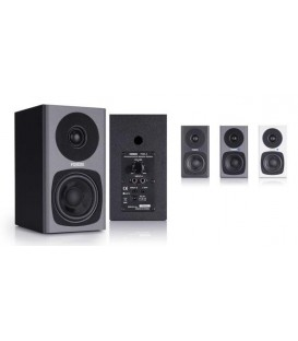 Fostex PM0.3d(W) (Pair) - Personal Active Speaker System