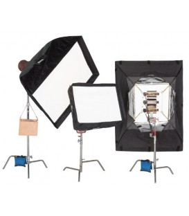Chimera 8434 - Lightbank . Quartz Plus One - Medium