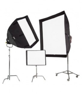 Chimera 8635 - Lightbank - Daylite Plus W/ 3 Screens - Medium