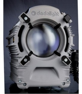Dedolight DLH1000TPO-DMX - Light head 1000 W tungsten