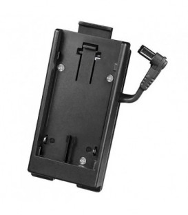 Dedolight DLOBML-BSU - 12 V Sony battery shoe for BP-U
