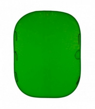 Lastolite LL LC5981 - Collapsible 1.8 x 2.1m Chromakey Green