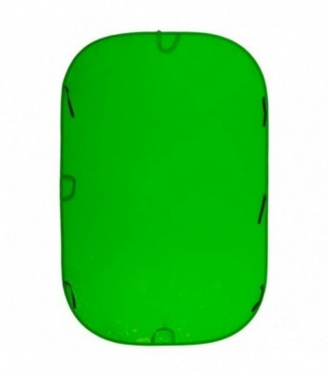 Lastolite LL LC6981 - Collapsible 1.8 x 2.75cm Chromakey Green