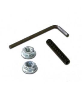 Litepanels 900-0008 - Deluxe Ball Head Shoe Mount Conversion Kit