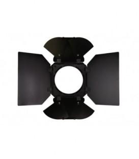 Litepanels 900-6231 - Sola 12/Inca 12 4-Way 8-Leaf Barndoor