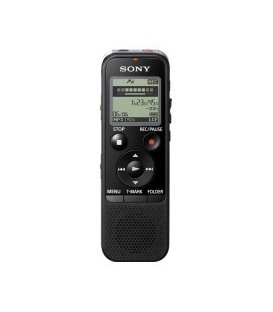 Sony ICDPX440.CE7 - Light and elegant - digital voice recorder and music player