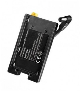 Tecpro TPLBS-P - Battery shoe for Panasonic CGA