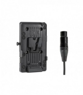 Wooden Camera 179200 - WC V-Mount (XLR 4 Pin)