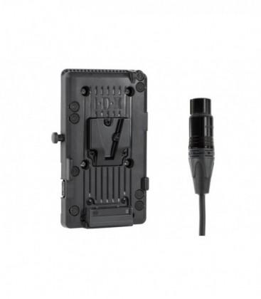 Wooden Camera WC-179200 - WC V-Mount (XLR 4 Pin)