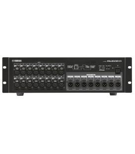 Yamaha RIO1608-D - I/O rack for CL Digital Mixer Range