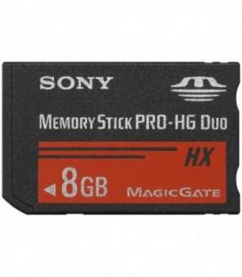Sony MSHX8B - 8GB Memory Stick Pro-HG Duo HX