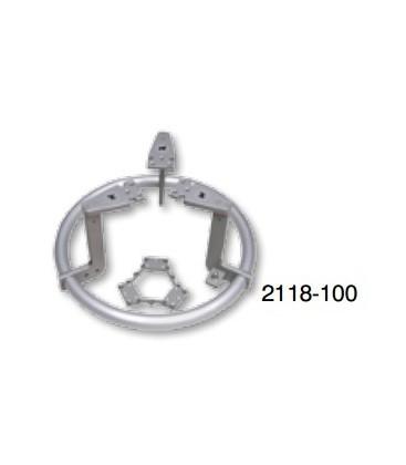 Movietech 2118-100 - Ring platform incl. Cover