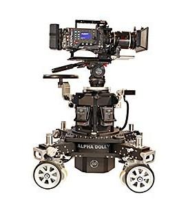 Movietech 2300-0 - Alpha Dolly column