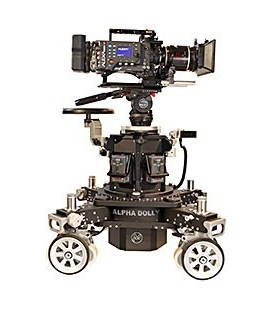 Movietech 2300-5000 - Alpha Dolly base