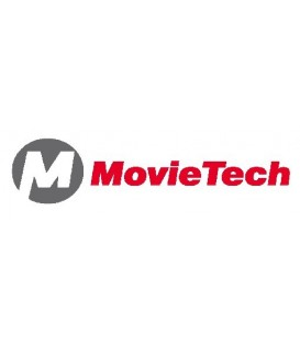 Movietech 2500-2SET - Master track profile (0.90m)