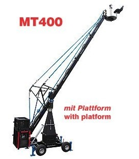 Movietech 4400-0 - MT 400 crane system