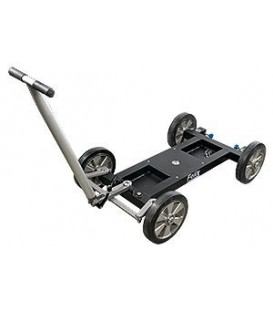Movietech 7510-01 - Crane Dolly CD5 with studio wheels