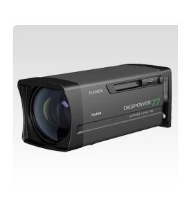 Fujinon XA77X9.5ESM - HD Studio lens 2/3 - full servo kit