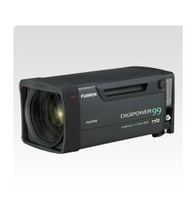 Fujinon XA99X8.4ESM - HD Studio lens 2/3 - full servo kit