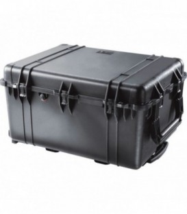 Pelicase 1630-000-110E - Transport Case with foam, black