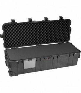 Pelicase 1740-000-110E - Long Case with foam, Black
