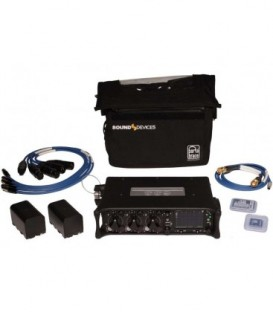 Sound-Devices 633 Kit - 633 with accessories