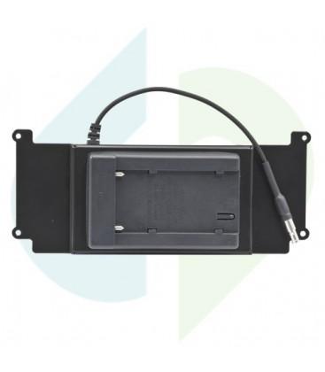 Convergent Design CD-OD-SLplate - Battery Plate for Sony L-Series