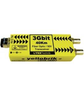 Lynx O TR 1840-1 - 3Gbit Channel SDI / Fiber Optic Transceiver