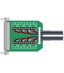 Lynx R BO 5025 - OPTION: SubD 25 Pin Audio Adapter PCB